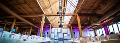 Another one of Paramount's fabulous event spaces - the Bridgeport Art Center - arts, artist studios, event space, and a gallery