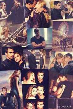Tris and Four from Divergent Divergent Memes, Divergent Tris, Tris Y Tobias, Divergent Fanfiction, Divergent Tattoo, Divergent Theo James, Divergent Hunger Games, Four From Divergent, Insurgent Quotes