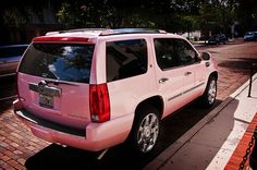 I WILL own one of the Mary Kay Escalades one day in the future!
