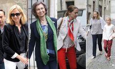 Foro Hispanico de Opiniones sobre la Realeza: La reina Sofia acude a celebrar el 50 cumpleaños de Cristina en Ginebra