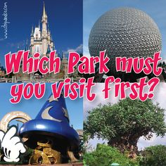 Which park do you visit first?