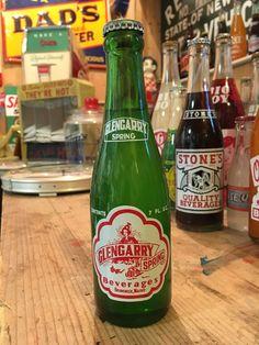 Glengarry soda bottle cap