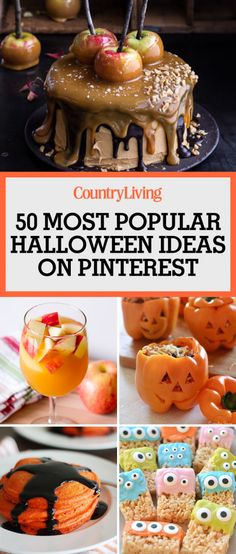 Don't forget to pin the most popular Halloween ideas on the internet! Follow Country Living on Pinterest for more spooktacular Halloween ideas.
