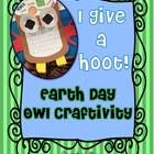 *Please leave us feedback if you choose to download.  Thanks so much!  Whooooo Cares for the Earth?  Help your kids get creative during Earth Week ...