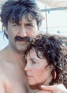 "Shirley Valentine - Tom Conti and Pauline Collins... ""Boat is Boat & F**k is F**k""... ""Aren't men fulla sh*t""?!  top film this x"