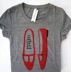 niemand sonst könnte füllen Ihre Schuhe von JordanGraceOwens