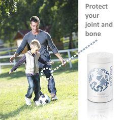 Groundbreaking joint health supplement with glucosamine and Meriva® curcumin.