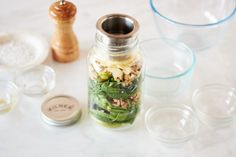 Salad Jar Celebration! Our first salad of the season | Marley Spoon