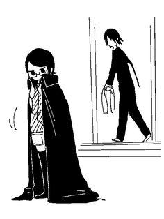 Sasuke and Sakura Naruto Minato, Anime Naruto, Comic Naruto, Sasuke Sakura Sarada, Uzumaki Boruto, Naruto Cute, Naruto Girls, Naruto Shippuden Anime, Itachi