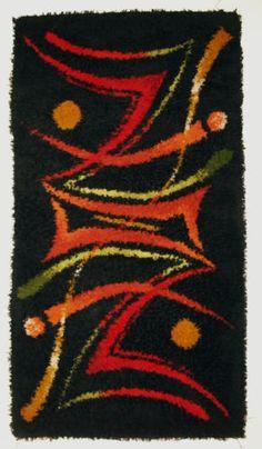 Great rya rug