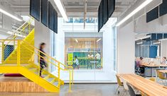 Two Colourful Offices Where Work Feels Like Play - Azure Magazine