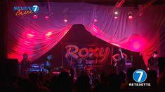 Seven Live TV con Claudio Golinelli, Clara Moroni e la Roxy Band - Punta...