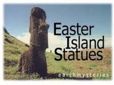 yet another place I'd like to see in person Easter Island Statues, Polynesian People, Island Pictures, Places, Image, Bucket, Google Search, Easter Island, Buckets