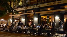 The Corner Social  http://cornersocialnyc.com 321 Lenox Avenue New York, NY 10027