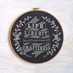 Hey, I found this really awesome Etsy listing at https://www.etsy.com/listing/121134559/life-liberty-and-the-pursuit-of