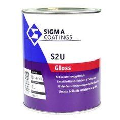 Sigma  S2U / Contour Gloss, een hoogglanzende kras en slijtvaste lak, die een buitenduurzaamheid van 6 tot 7 jaar garandeerd.