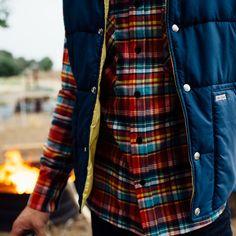 Puffer Vest - Topo Designs