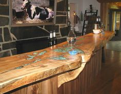 Rustic Timber Countertops   The Owner Builder Network · Wood Kitchen  CountertopsEpoxy ...