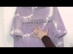 ▶ Smart Textiles - Thermochromic paint - YouTube