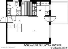 34,5m² Laurinniityntie 13, 00440 Helsinki Kerrostalo yksiö vuokrattavana | Oikotie 9389013