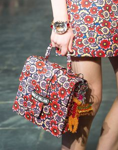The Best Shoes, Bags, and Baubles on the 2015 Runways -- House of Holland Spring 2015