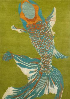 Whole Baby Fish (acid)   Emma Gardner Design
