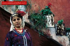 Anadolu da bir köylü kızı