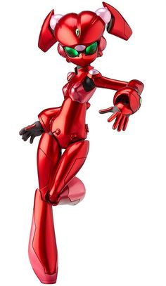 Max Factory Accel World: Scarlet Rain Figma Action Figure * You can get more details by clicking on the image. (This is an affiliate link) Scarlet, Manga Anime, Motoko Kusanagi, Accel World, Robot Girl, O Pokemon, Astro Boy, Female Character Design, Ghost In The Shell