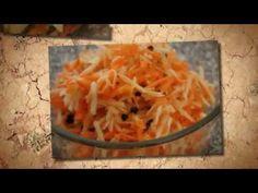 Apple and Carrot Salad - gestational diabetes recipe