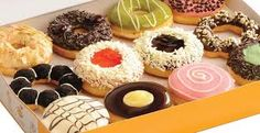 unique doughnut packaging design - Google Search