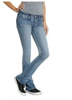 Back to school shopping #denim #jeans   Hydraulic Juniors Bailey Micro Boot Traveling Jean