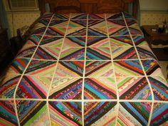 Name:  Attachment-101964.jpe  Views: 6302  Size:  91.2 KB  Quilt ass you go string quilt. Gotta make one of these!