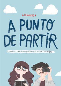 frannerd's blog: A PUNTO DE PARTIR