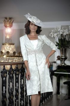 Occasion collection by Ian Stuart for the discerning mother of the groom / mother of the bride. Stand out from the crowd with a beautiful Ian Stuart dress. Mother Of The Bride Inspiration, Ian Stuart, Mother Of Bride Outfits, Mom Dress, Groom Outfit, Latest Outfits, Occasion Wear, Jacket Dress, Passion For Fashion