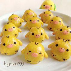 Sweet potato cake. キトリさんスイートポテト☆