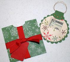 Gift Money Holder