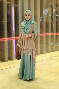 Carissa Dress, http://mimialysa.blogspot.com Instagram: lovesimplymii ... hijab style