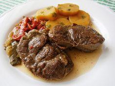 Food Videos, Crockpot, Slow Cooker, Steak, Food And Drink, Beef, Ph, Foods, Meat