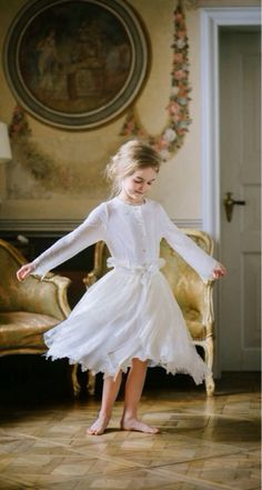 Little ballerina girl. <3