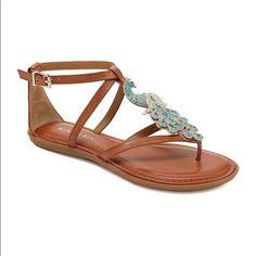 Gianni Bini Ankle Flats!