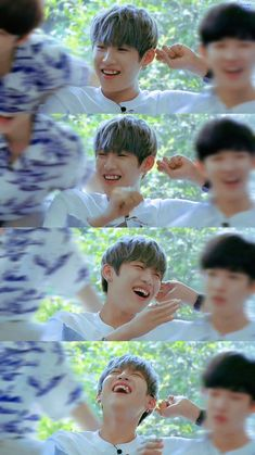 Park Woojin Kim Jaehwan, Happy Pills, 3 In One, Rap Monster, Great Pictures, Jinyoung, Pop Group, New Music, Parks