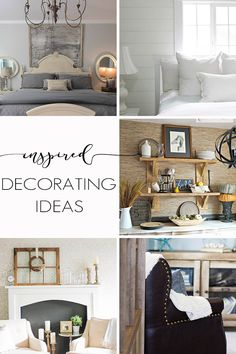 Brilliant diy and decorating tips!