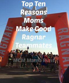 Moms make the best Ragnar Relay teammates