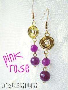 ArdesiaNera Crea...: Tutorial Pink Rose