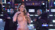 Watch Mariah Carey's Epic Fail Perfomance Closes 2016