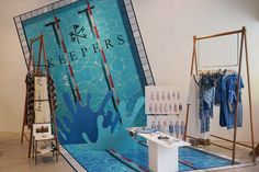 First glimpse indigenous previews fall winter 13 at for Swimming pool trade show barcelona