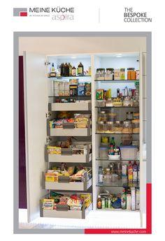Larder & Shelving Cabinet for heavy storage