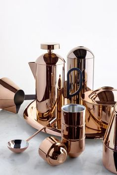 Upgrade Your Mornings With This Gorgeous, Blinged-Out Coffee Set | Co.Design | business + design