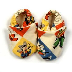 Baby Wit Cowkids Infant Slippers