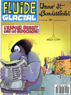 Fluide Glacial n°155 (Binet)